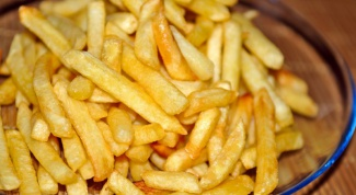 Как лучше жарить картошку