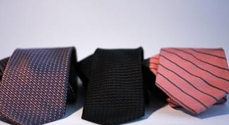 Как быстро завязать галстук