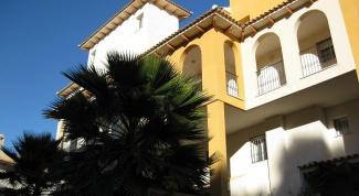 Как арендовать апартаменты  в Испании