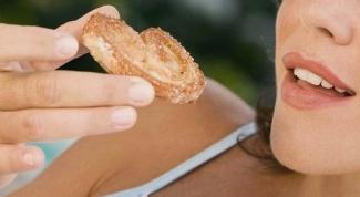 Как есть сладкое и худеть