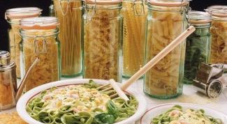 Как варить длинные макароны