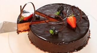 Как быстро испечь торт