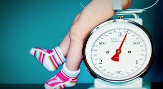 Как девочке набрать вес