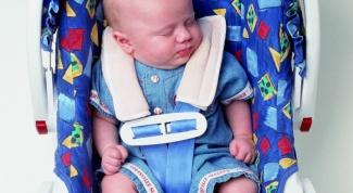 Как возить ребенка на переднем сиденье