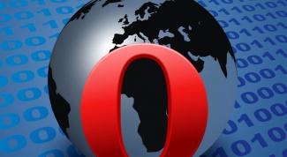 Как восстановить вкладки в Опере