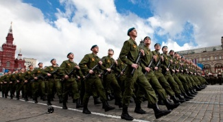 Как вести себя в первые дни в армии