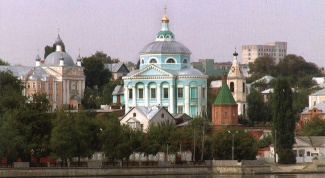 Where to go in Voronezh