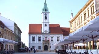 Как вести себя в Хорватии