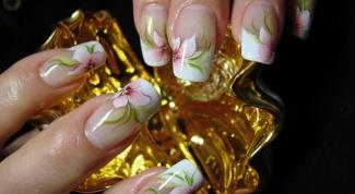Как можно красиво накрасить ногти