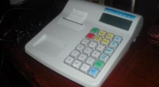 How to change date on the cash register