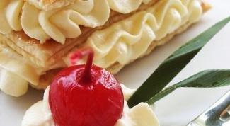 Как оформить десерты