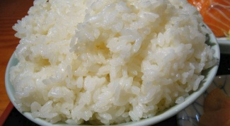 How to cook rice in a saucepan