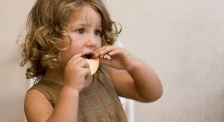 Как и чем кормить ребенка в пост