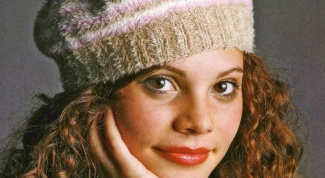 How to knit a beret knitting