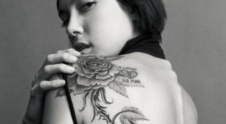 Как набить татуировку