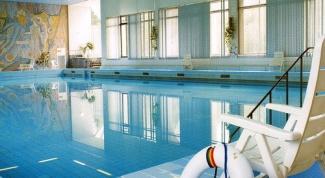 Как не заболеть в бассейне