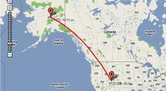 Как измерить расстояние в Google