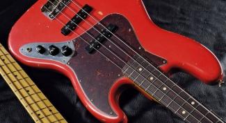 Как выбрать струны для бас-гитары