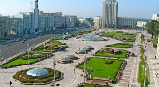 Where to go with the girl in Minsk
