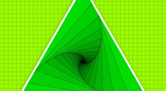 How to find the area of a triangle by three points
