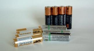 Как выбрать батарейки