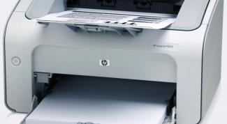 Как напечатать текст на принтере
