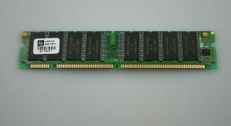 Как определить объем оперативной памяти