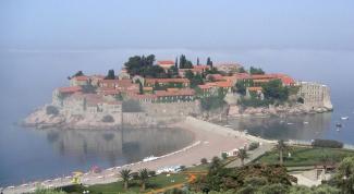 Как снять апартаменты  в Черногории