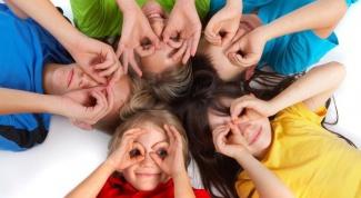 Как назвать детский коллектив