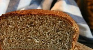 Как мыть голову ржаным хлебом