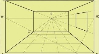 How to draw a room in perspective