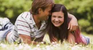 Как отдохнуть на природе с парнем