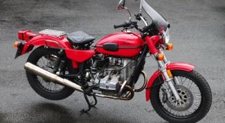 Как на мотоцикл