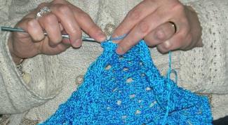 Как обвязать жилет