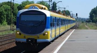 Как вести себя на железной дороге