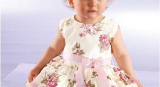Как построить выкройку детского платья