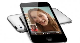 Как на iPod скинуть музыку