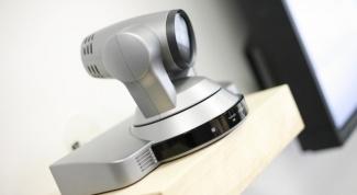 Как подключить камеру слежения