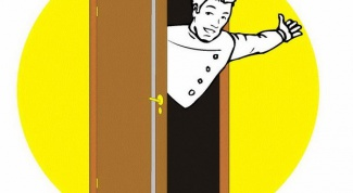 How to handle Chinese door