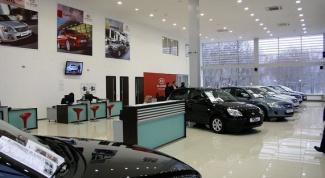 Как открыть салон автомобилей