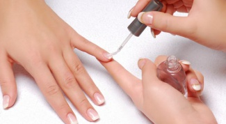 How to quickly dry nail Polish