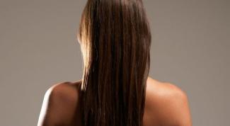 Как выпрямить кучерявые волосы