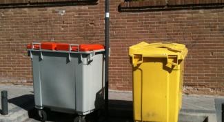 Как перевести тонны ТБО в метры кубические