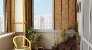 Как сделать балкон красивым