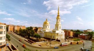 Where to go in Izhevsk