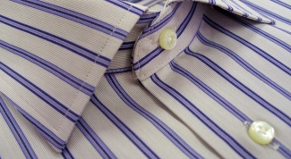 How to alter a men's shirt into a blouse