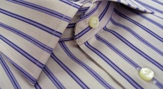 Как перешить мужскую рубашку в блузку