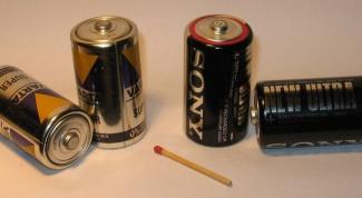 Как сделать самодельную батарейку