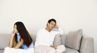 Как не допустить развода