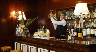 Как организовать бар
